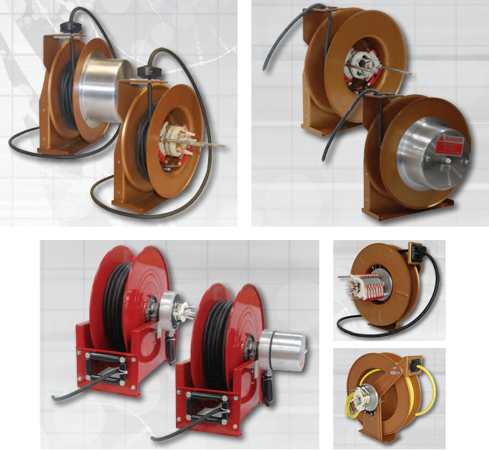 Cord and Cable Reels