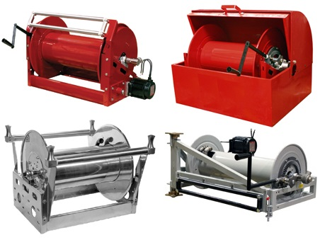 Firefighting Hose Reels