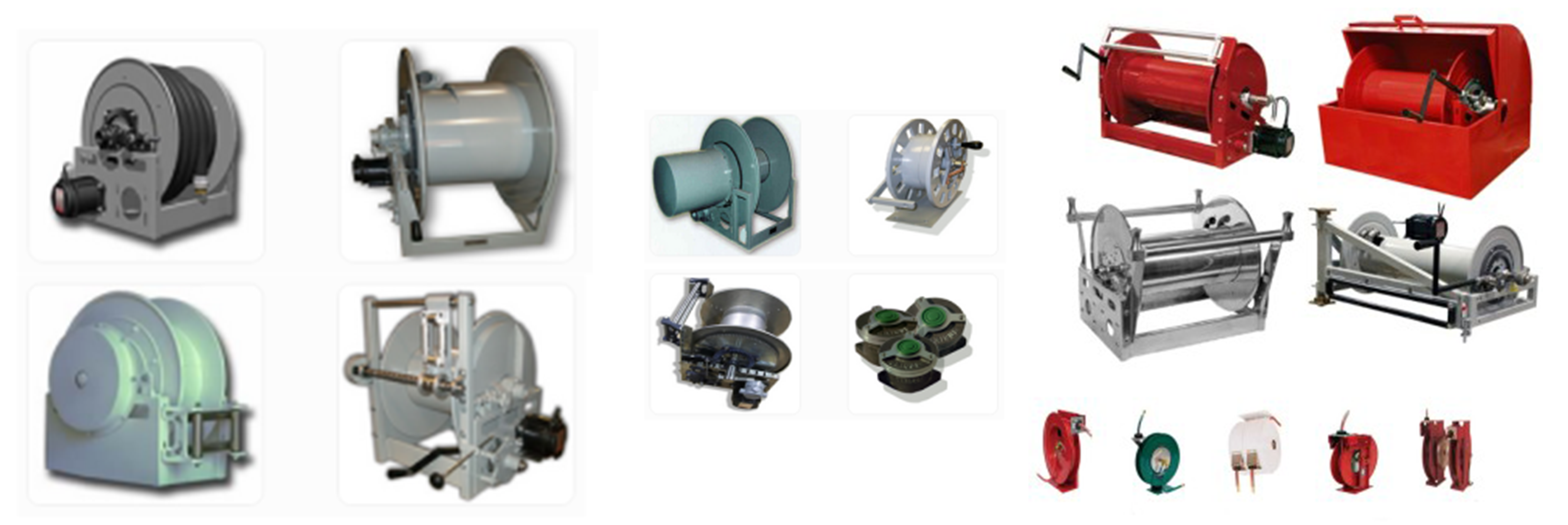 Charmant Hose Reel Manufacturers