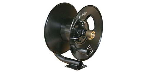 Light Industrial Reelcraft Pressure Wash Hose Reel