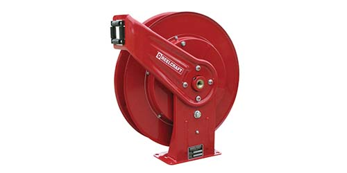 Reelcraft Pressure Wash Spring Retractable Hose Reel
