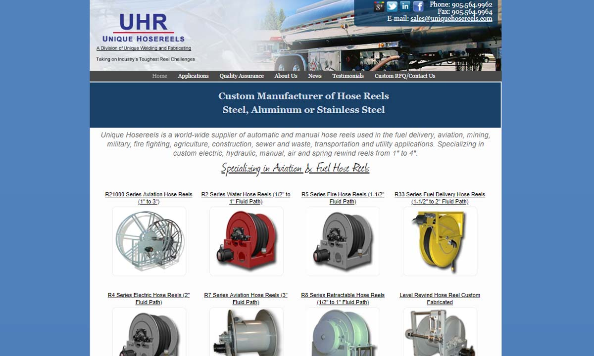 Hose Reel Manufacturers | Hose Reel Suppliers