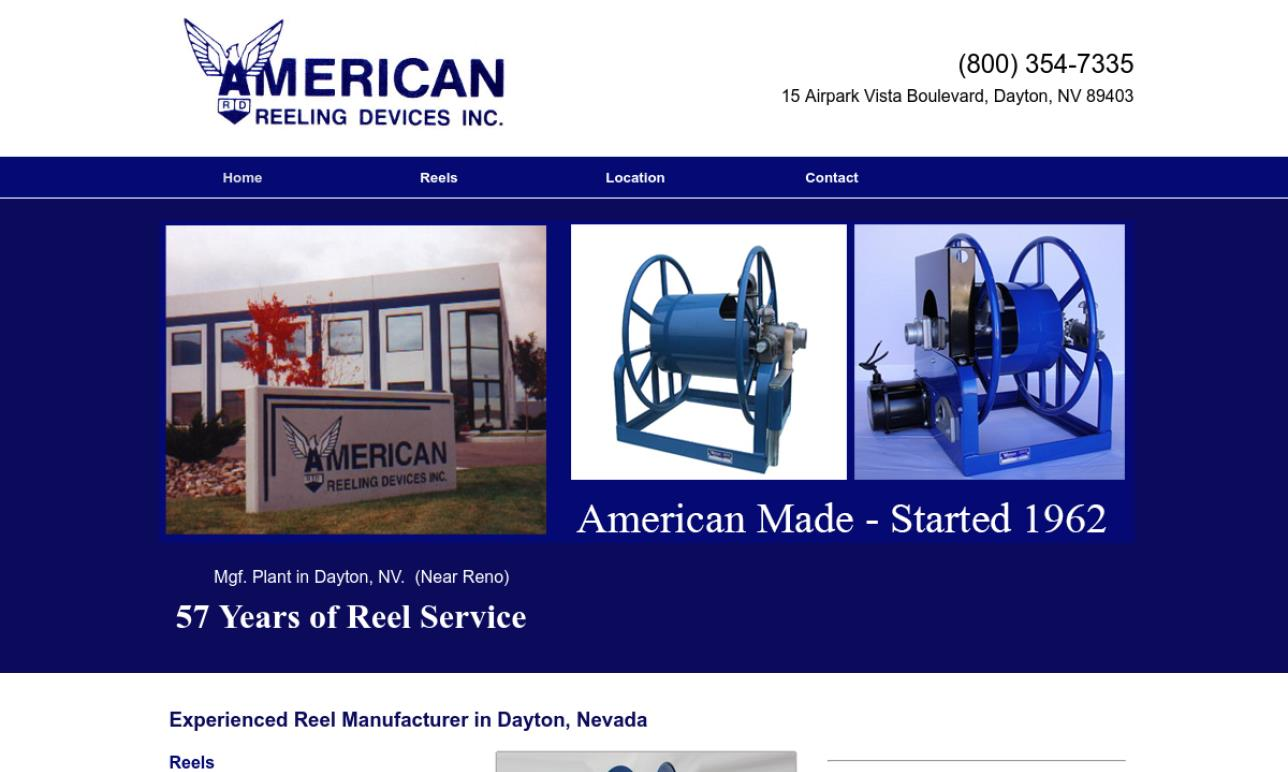 American Reeling Devices, Inc.