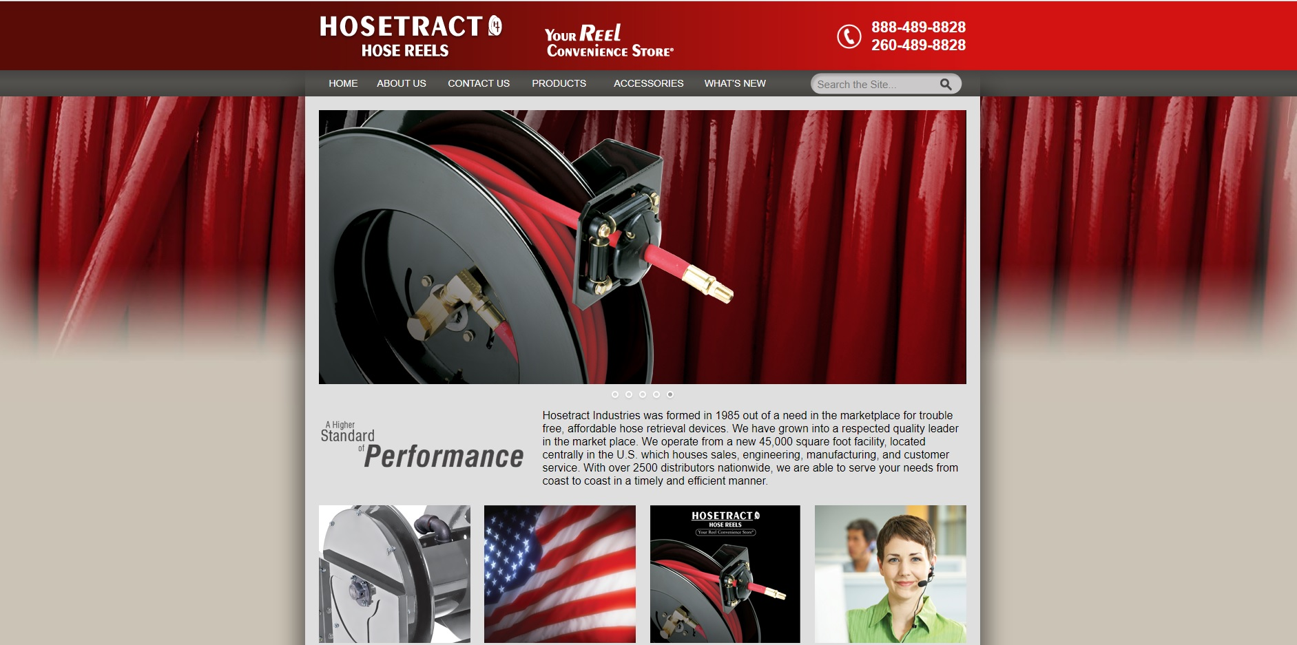 Hosetract Industries, Ltd.